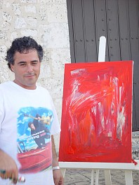 Videos: Interview with Diego Jacobson - Artinterview online 2008, October 15, 2019